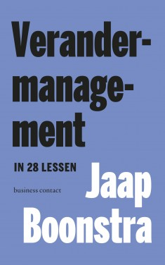 Verandermanagement in 28 lessen