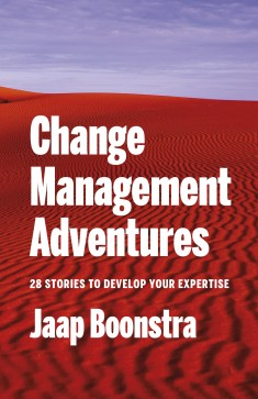 Front cover Change Management Adventures